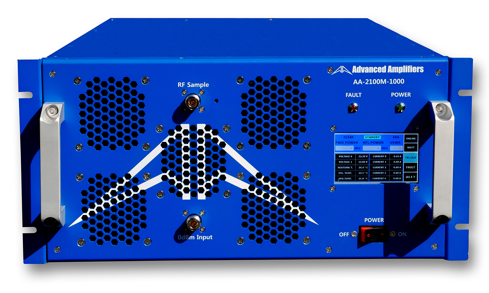 Advanced Amplifiers AA-2100M-1000