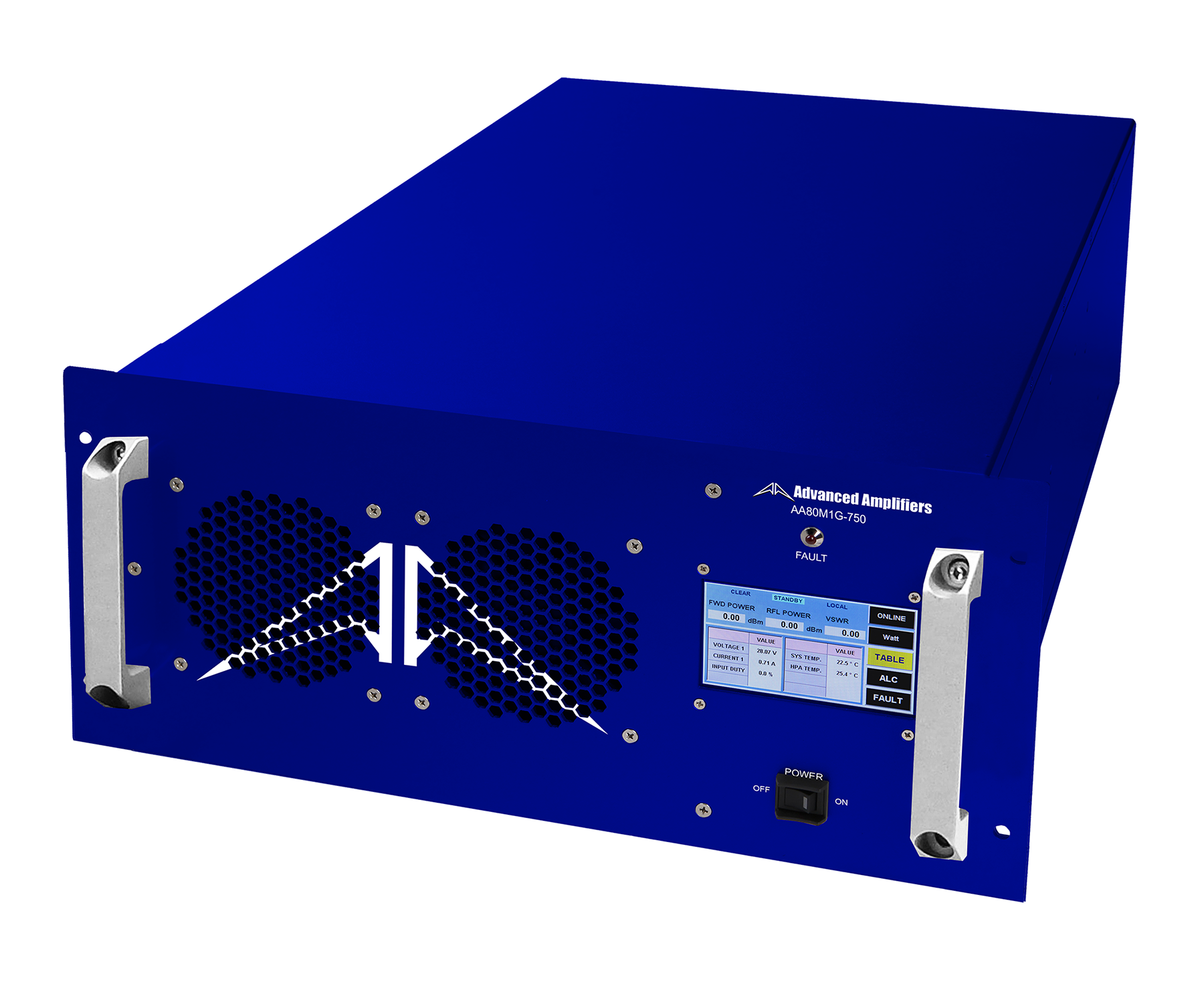 Advanced Amplifiers AA80M1G-750