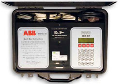 Rent ABB BTSB Benchtop Trip Simulator for Breakers