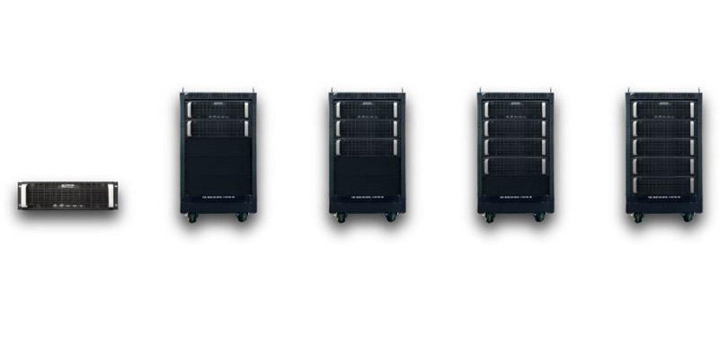 AE Techron 8500 Series Amplifiers