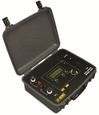 AEMC 6290 Portable Digital Micro-Ohmmeter