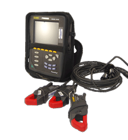 Rent AEMC 8335 PowerPad 3-Phase Power Quality Analyzer