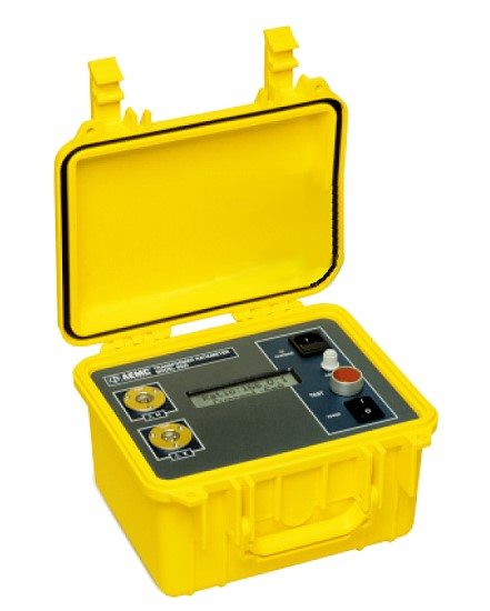 AEMC DTR-8500 Portable Digital Transformer Ratiometer