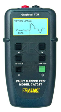 AEMC CA7027 Fault Mapper Pro Industrial Cable Tester