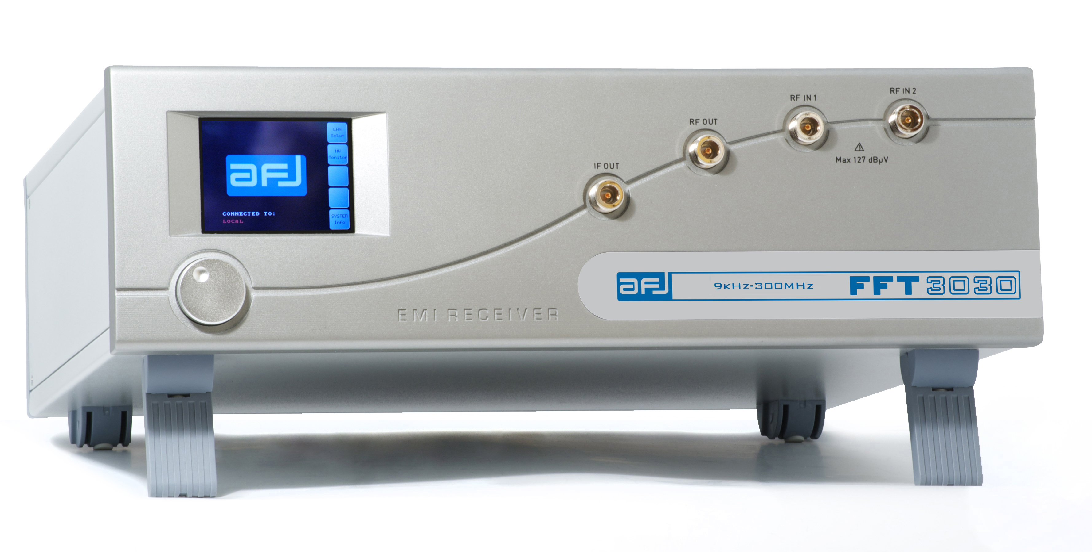 Rent AFL Instruments R3030 EMI Receiver, 9kHz-300MHz