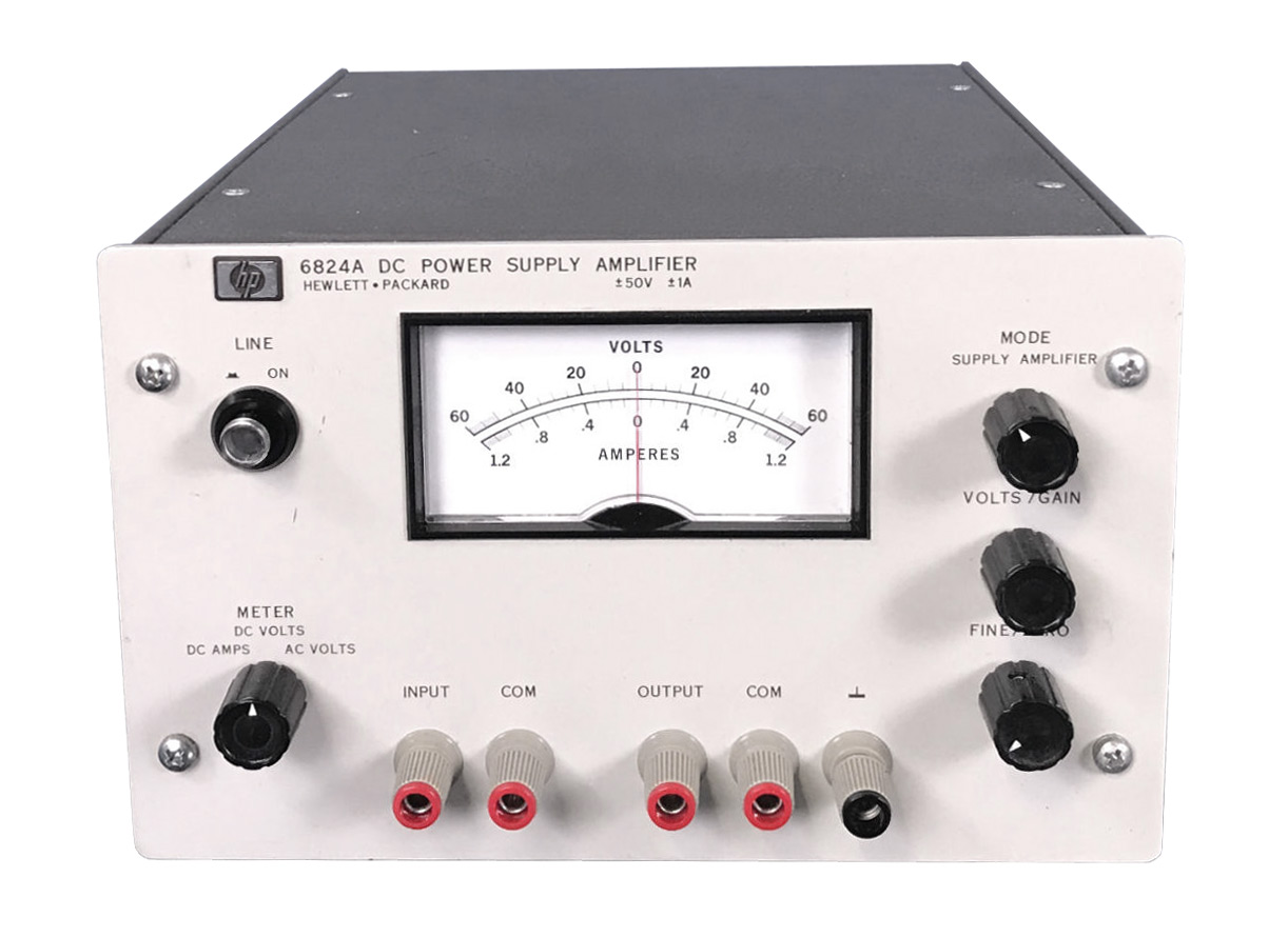 Aeroflex 6824A Microwave Scalar Analyzer