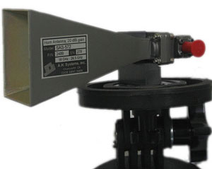 Rent AH Systems SAS-572 High Gain Horn Antenna