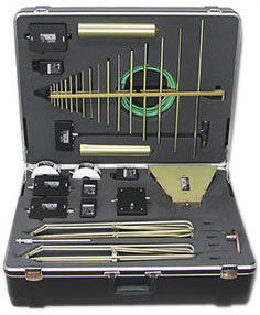 AH Systems AK-18G 20 Hz - 18 GHz EMC Antenna & Probe Kit