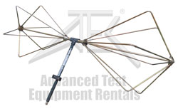 Rent AH Systems SAS-542 Folding Biconical Antenna 20 MHz - 330 MHz