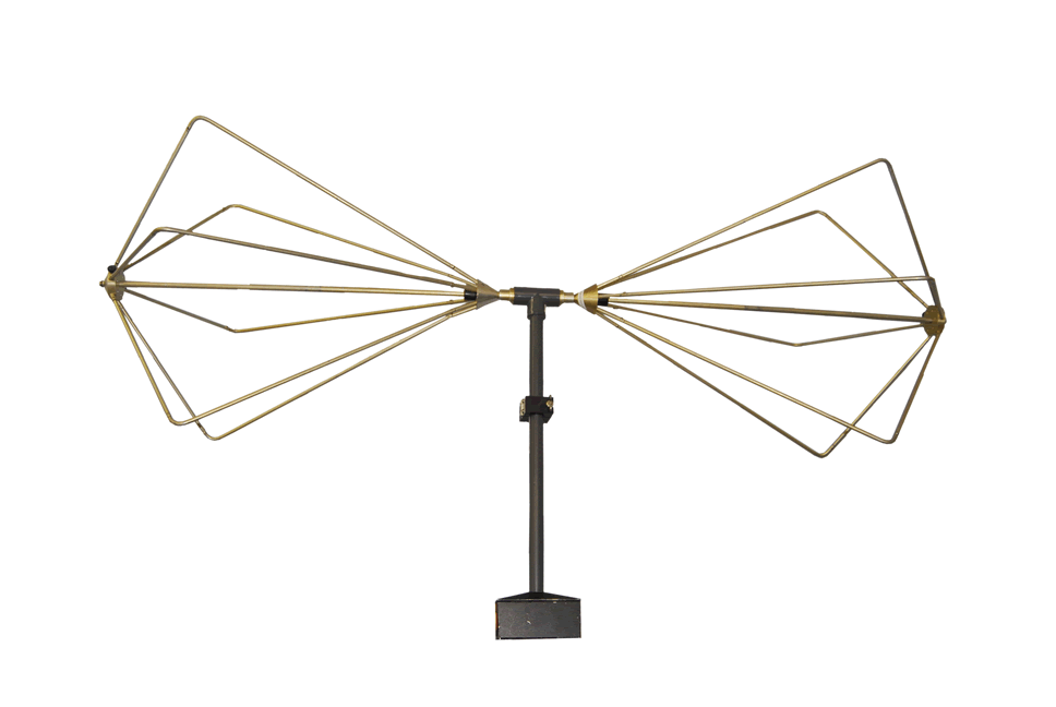 AH Systems SAS-542 Folding Biconical Antenna 20 MHz - 330 MHz