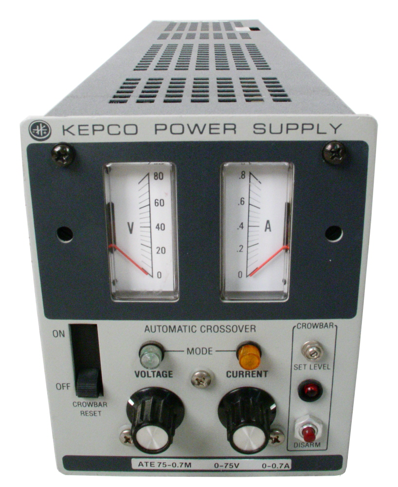 Kepco ATE75-15M DC Power Supply