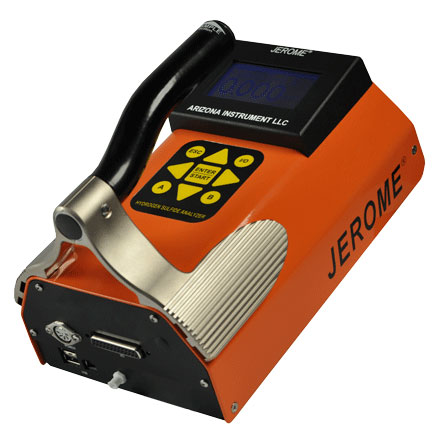 Rent Arizona Instrument Jerome J405 Gold Film Mercury Vapor Analyzer