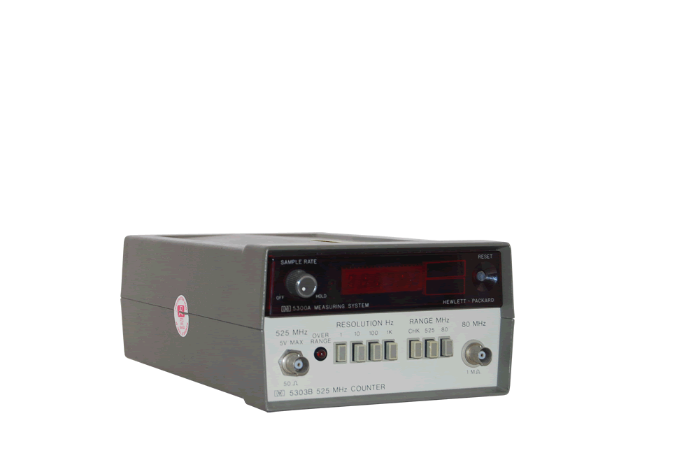Keysight 5303B Frequency Counter Module, 500 MHz