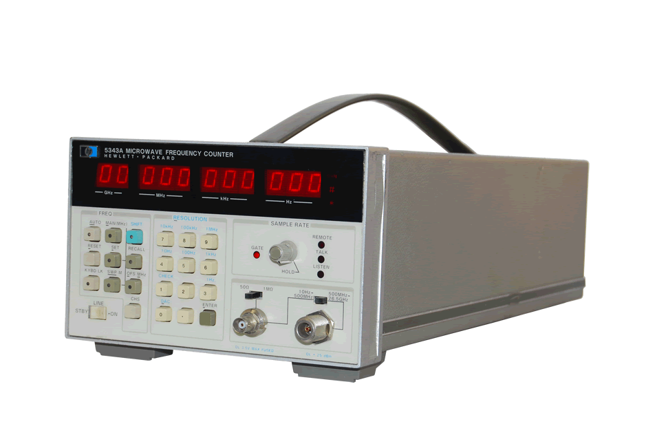 Keysight 5343A Microwave Frequency Counter