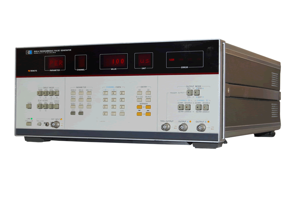 Keysight 8161A Dual Channel Option Pulse Generator
