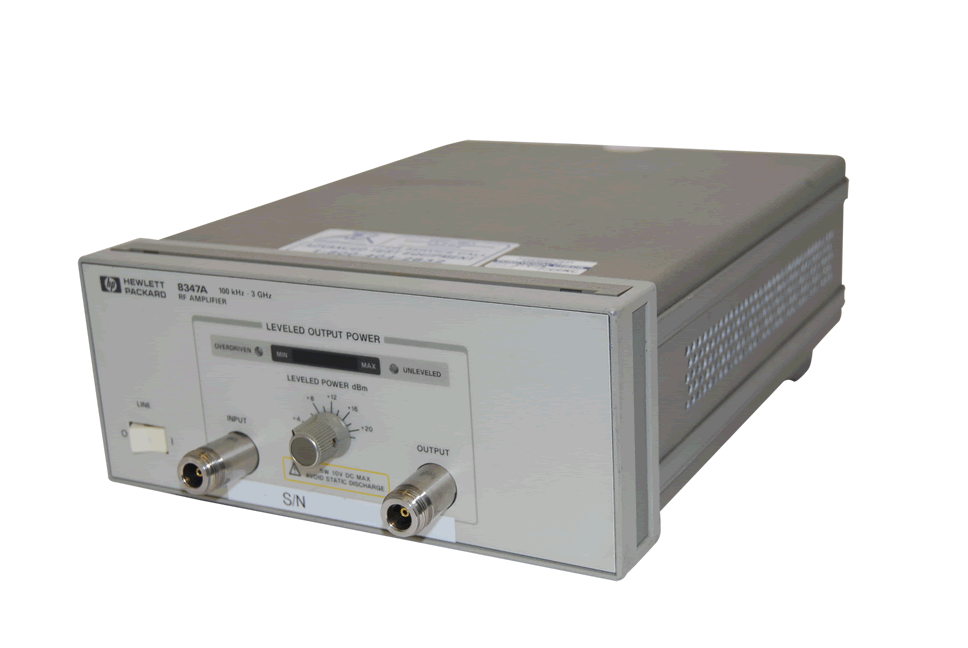 Keysight 8347A RF Amplifier
