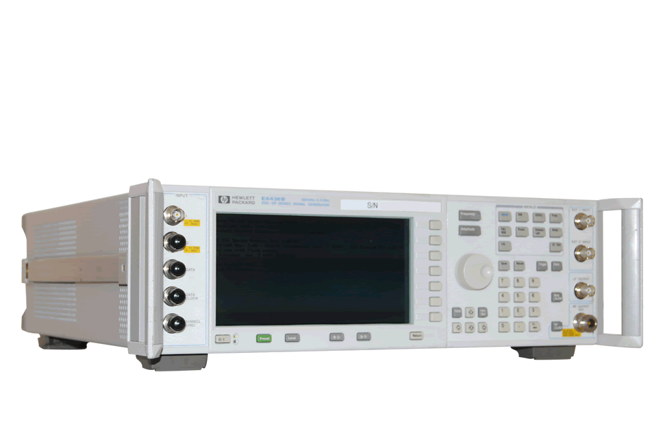 Keysight E4436B UN8 ESG-DP Digital RF Signal Generator, 3GHz