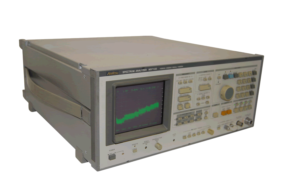 Anritsu MS710D Spectrum Analyzer