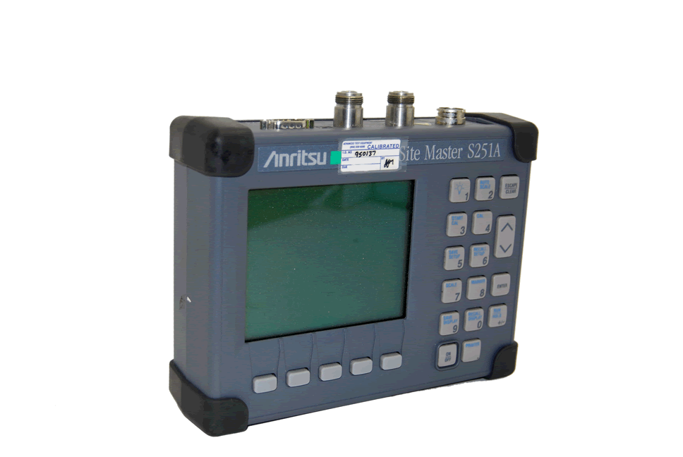 Anritsu S251A Site Master Cable and Antenna Analyzer