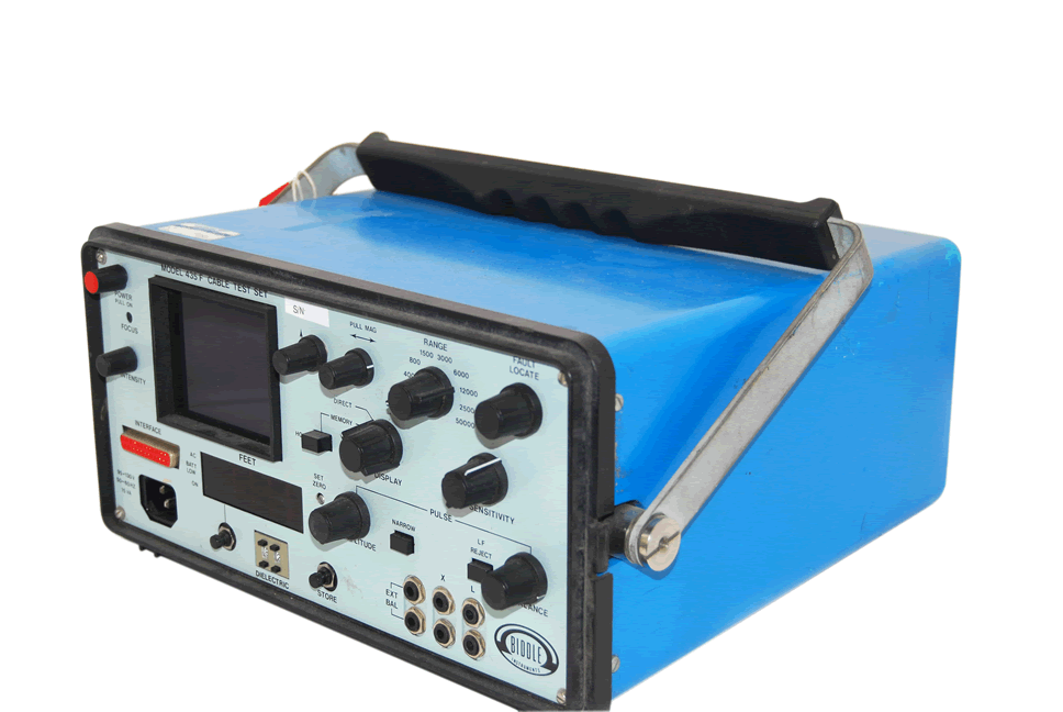 Biddle 435F Cable Fault Locator