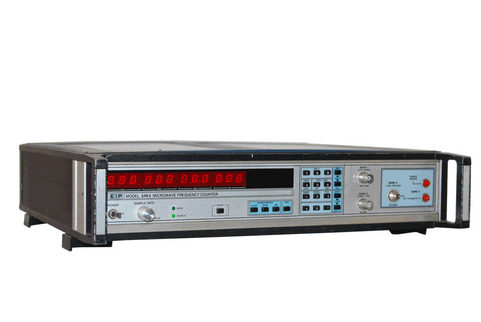 EIP 548A Microwave Frequency Counter