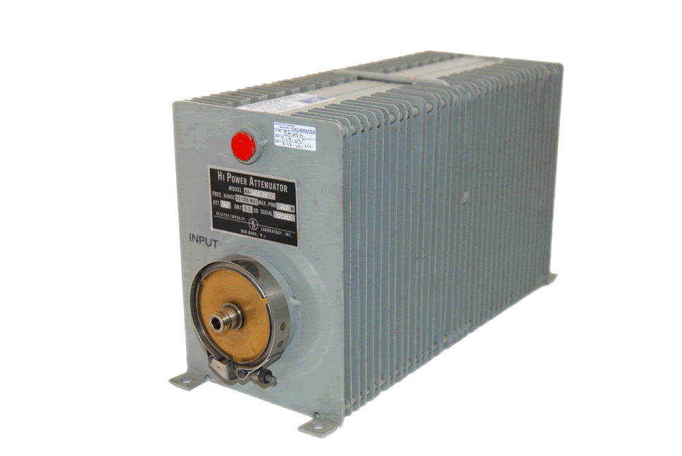 Electro Impulse AX500-30 High Power Coaxial Attenuator