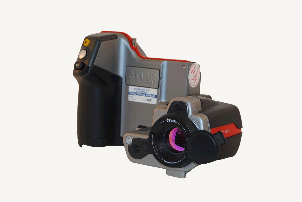 FLIR T250 Infrared Camera | ATEC Rentals