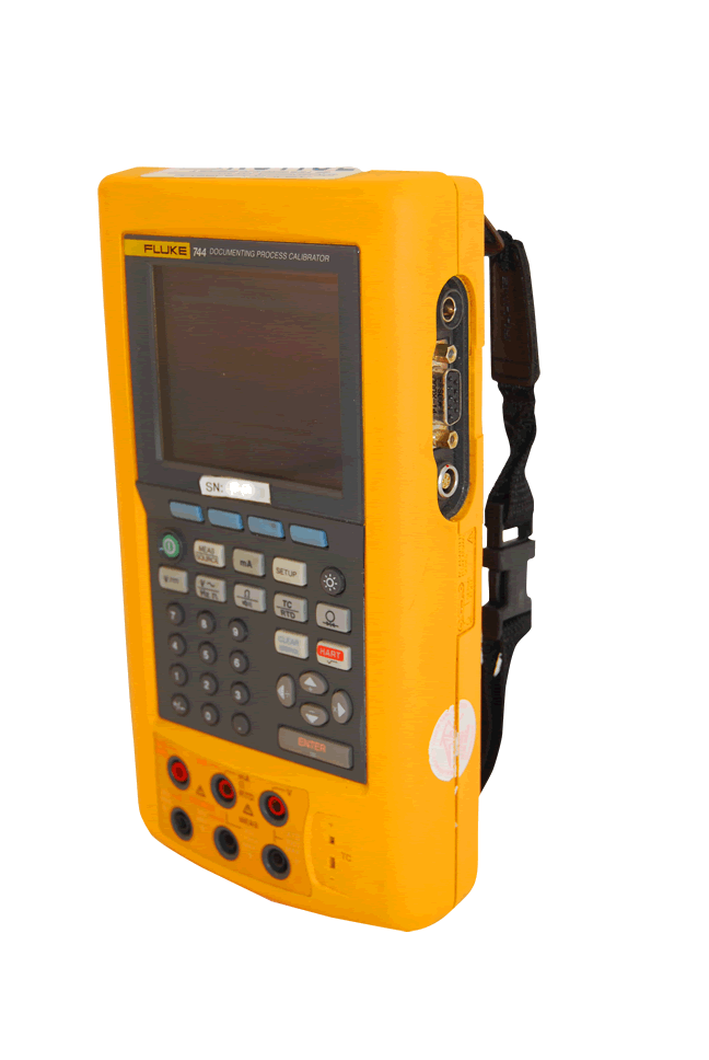 Fluke 744 Documenting Process Calibrator (HART)