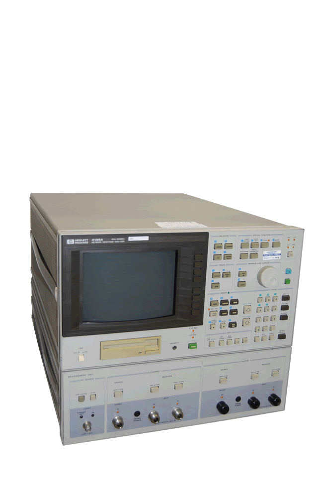 Keysight 4195A  Network Spectrum Analyzer