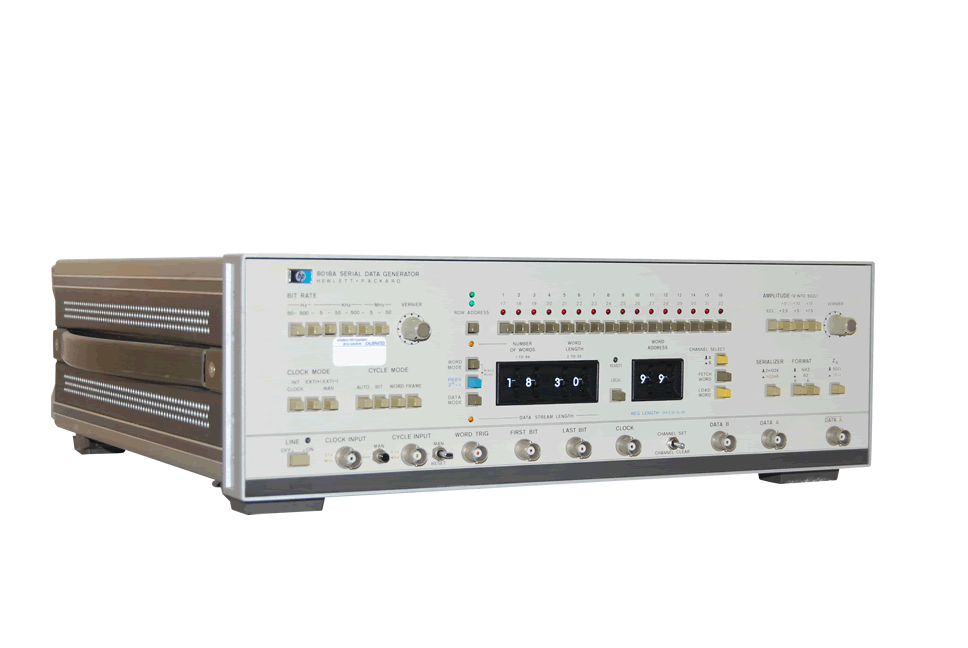 Keysight 8018A 50 MHz Serial Data PRBS Generator