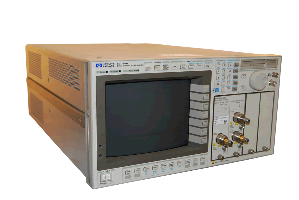 Keysight 83480A Digital Communications Analyzer