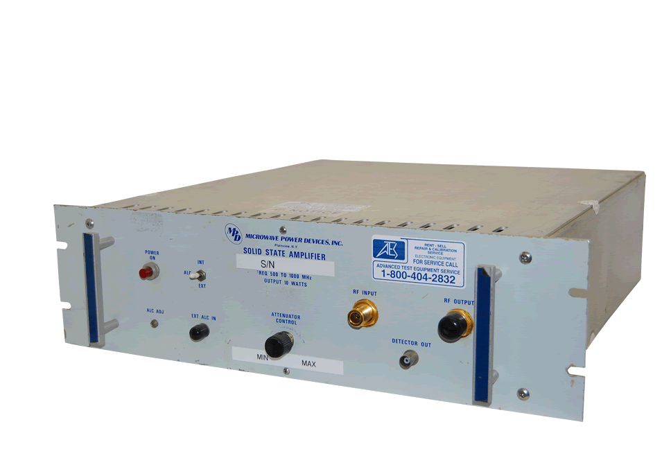 MPD LAB3510-10F Amplifier 500 MHz - 1000 MHz