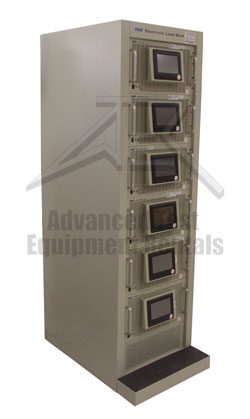 NH Research 4760-36 High Voltage Electronic DC Load 1800 A, 36 kW