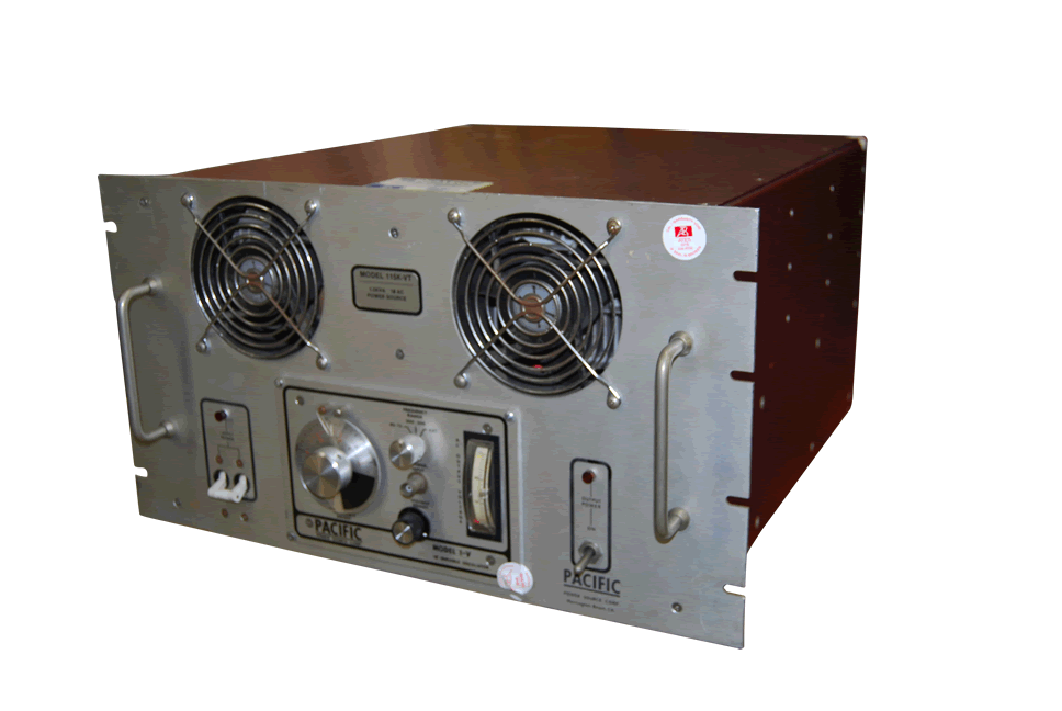 Pacific Power 115KVT AC Power Supply