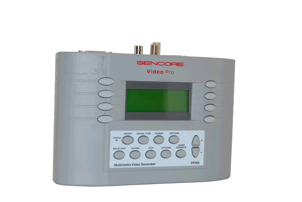 Sencore VP403 VideoPro Multimedia Video Generator