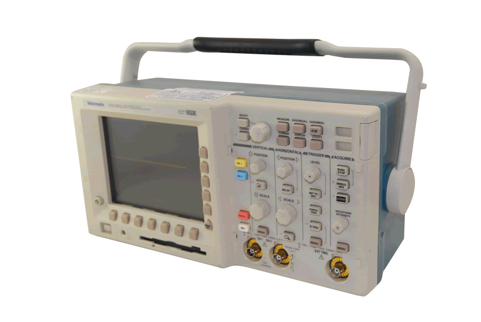Tektronix TDS3052 Digital Phosphor Oscilloscope 500 MHz, 5 GS/s