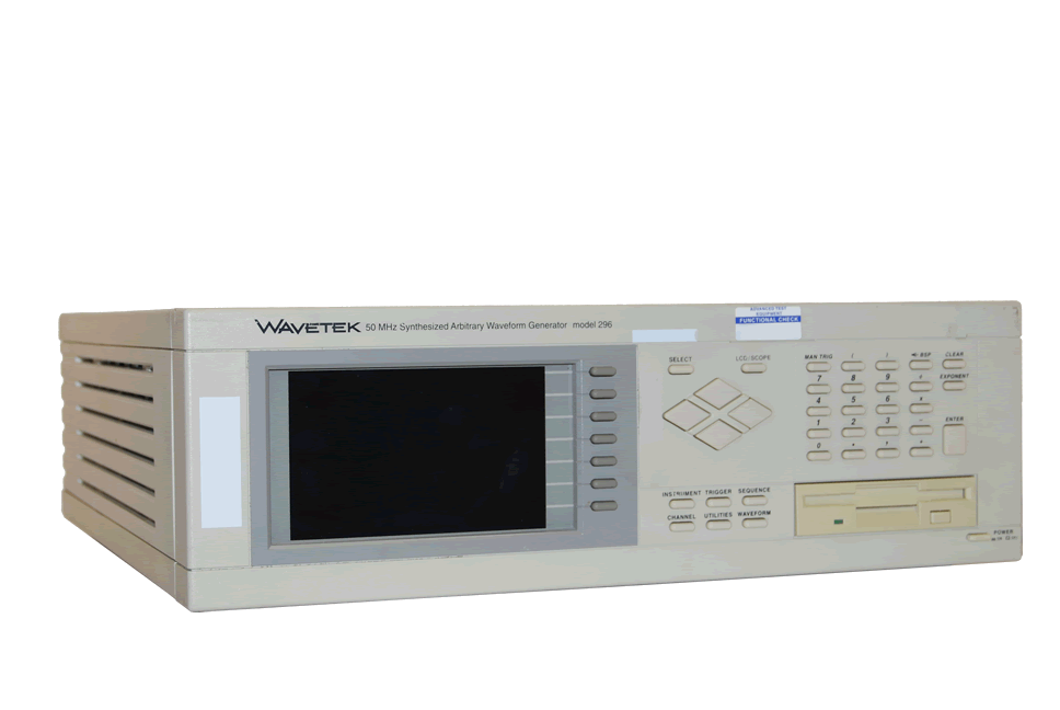 Wavetek 295 Synthesized Arbitrary Waveform Generator