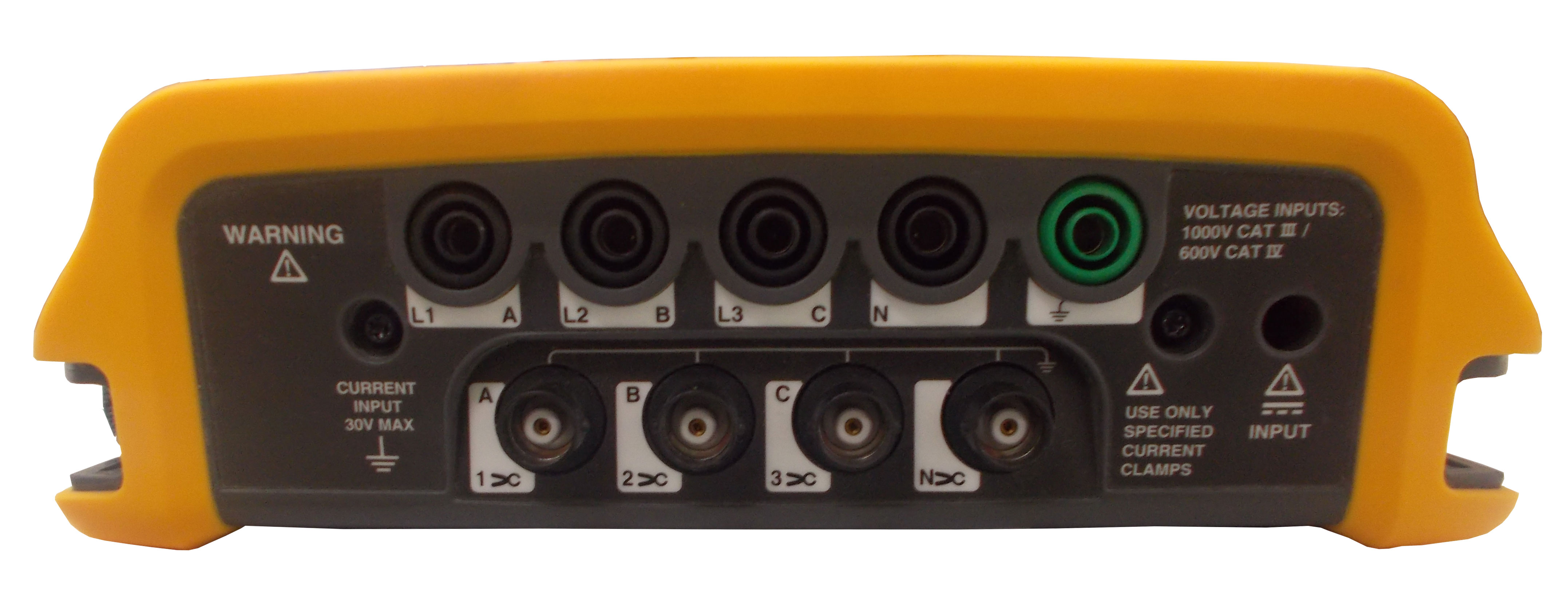 Fluke 437-II Three-Phase Power Quality Analyzer