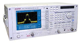 Advantest R3162 Spectrum Analyzer
