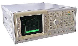 Advantest TR4135 Spectrum Analyzer, 10 kHz - 3.6 GHz