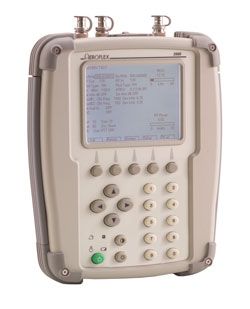 Rent Aeroflex IFR 3500 Portable Radio Test Set