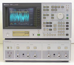 4195A Network/Spectrum Analyzer