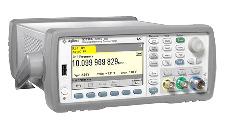 Keysight 53230A 350 MHz Universal Frequency Counter/Timer
