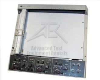 Keysight 7046A X-Y Recorder - 2-Pen, High Speed