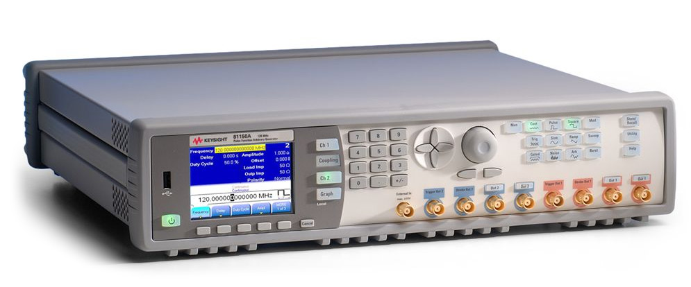 Keysight 81150A High Voltage Pulse Generator