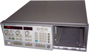 HP/Agilent 8350A Sweep Oscillator Mainframe