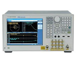 Keysight E5072A ENA Series Network Analyzer 30 kHz - 4.5 /8.5 GHz