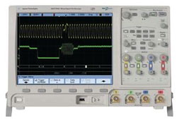 Keysight MSO7054A Mixed Signal Oscilloscope 500 MHz