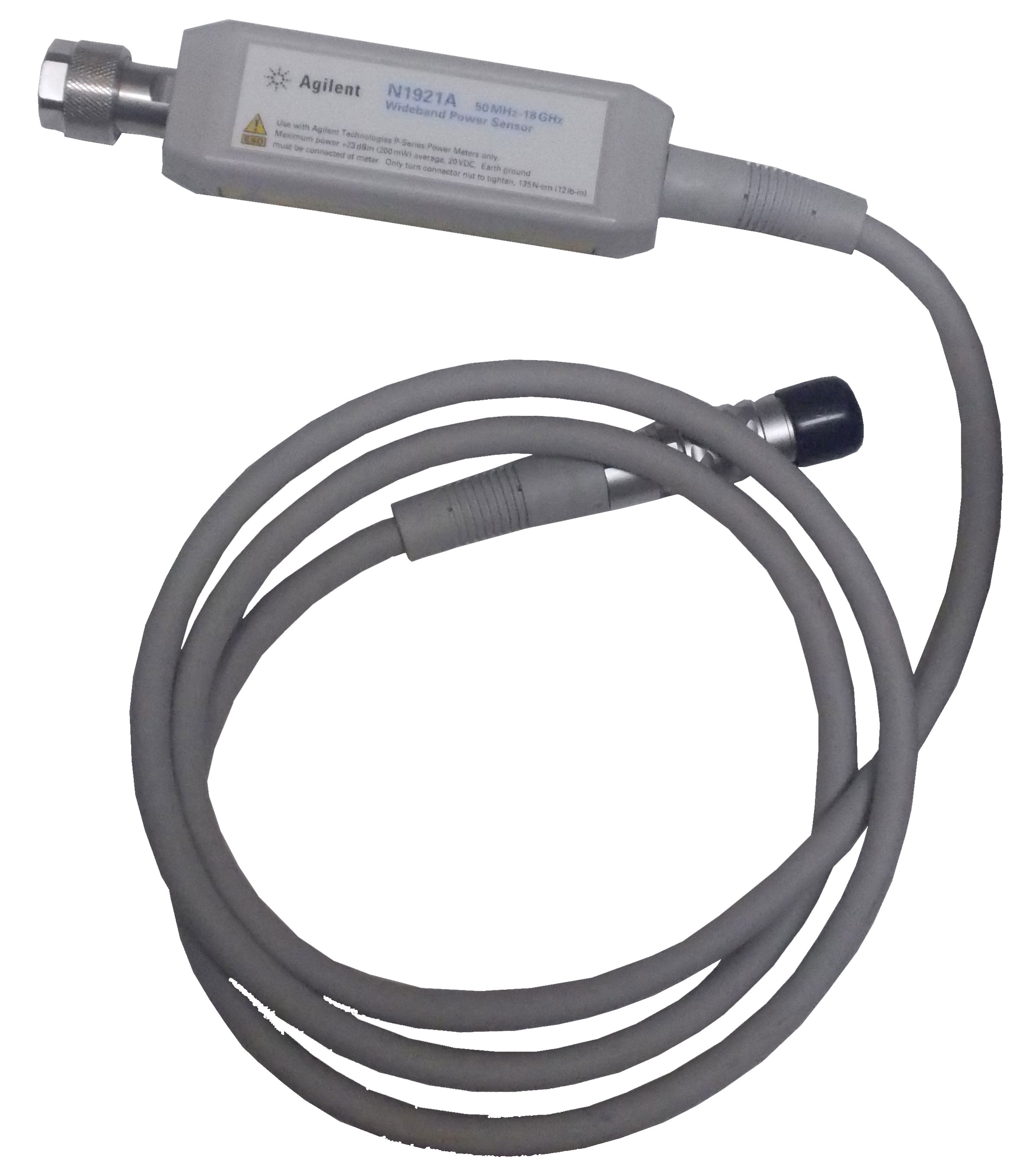 Keysight N1921A P-Series Wideband Power Sensor, 50 MHz - 18 GHz