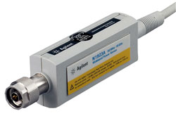 Rent Agilent N1923A Wideband Power Sensor, 50 MHz to 18 GHz